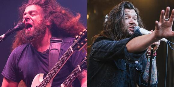 Coheed and Cambria & Taking Back Sunday at Ford Amphitheater at Coney Island