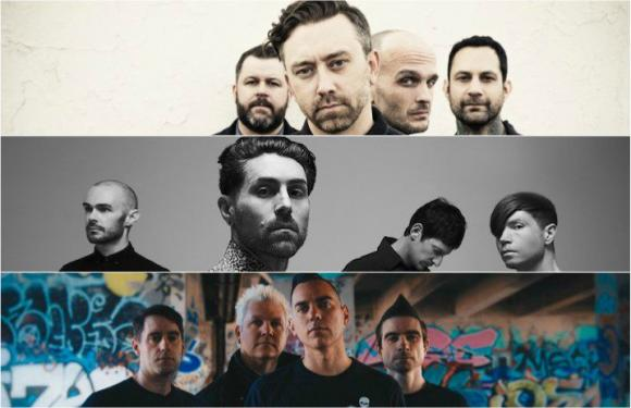 Rise Against, AFI & Anti-Flag at Ford Amphitheater at Coney Island