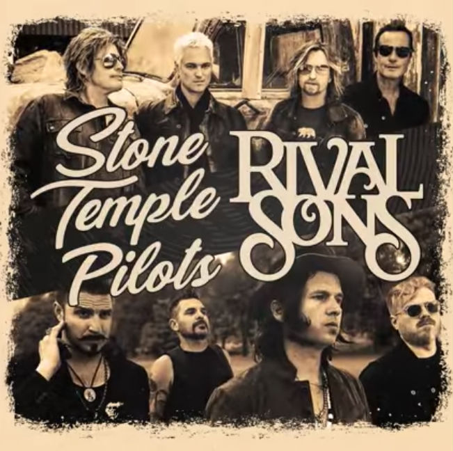 Stone Temple Pilots & Rival Sons at Ford Amphitheater at Coney Island